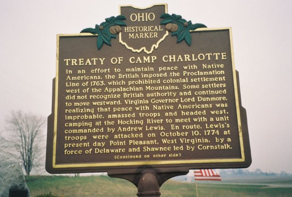 Treaty of Camp Charlotte